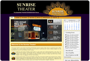 Visit Sunrise Theater