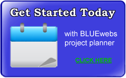 Get Started with BlueWebs Project Planner